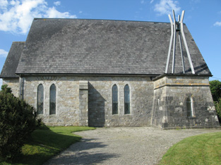 Holy Trinity Church, Errislannan | National Inventory of Architectural Heritage