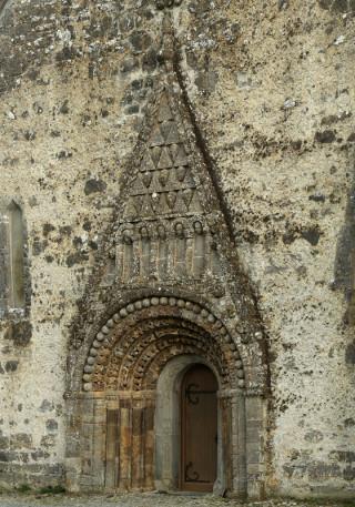 Cathedral Doorway |  Gerry Costello