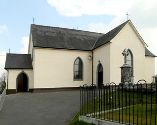 Clontuskert Church | Gerry Costello