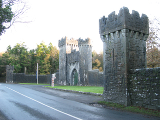 Ashford Castle | National inventory of Architectural Heritage