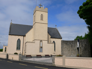 Saint Conleth's Church | National Inventory of Architectural Heritage