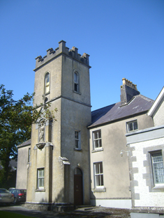 St Joseph's Presbytery | National Inventory of Architectural Heritage