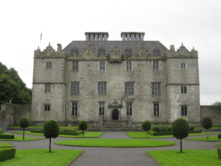 Portumna Castle | National Inventory of Architectural Heritage