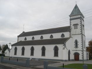 Saint Cuan's Church/ Courtesy of National Inventory of Architectural Heritage