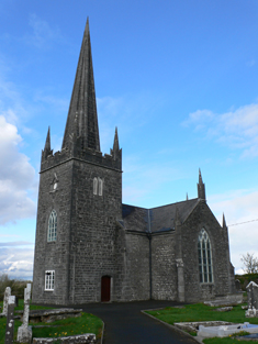 Holy Trinity Church/ Courtesy of National Inventory of Architectural Heritage