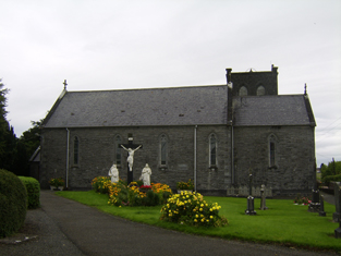 Saint Catherine's Church/ Courtesy of National Inventory of Architectural Heritage