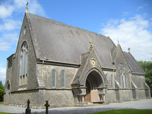 Saint John the Baptist Church |  National Inventory of Architectural Heritage