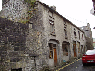 Outbuildings, formerly stables | National Inventory of Architectural Heritage