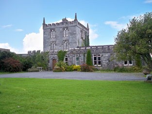 Kilcolgan Castle | National Inventory of Architectural Heritage