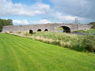 Kilcolgan Bridge | National Inventory of Architectural Heritage