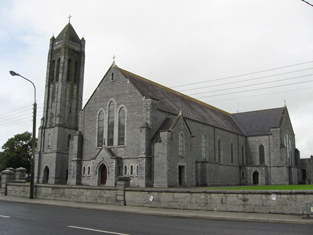 Saint Brigid's Church | National Inventory of Architectural Heritage