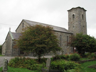 St Mary's Church of Ireland church | National Inventory of Architectural Heritage