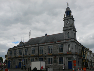 Town Hall   National Inventory of Architectural Heritage