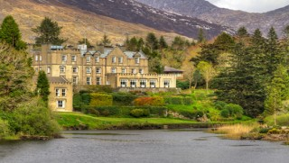 Ballynahinch Castle, Connemara | www.ireland.com
