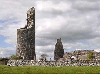 Kilbennan Round Tower | www.megalithicireland.com