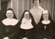 Nuns Native to Killimor Parish
