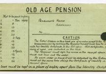 The Old Age Pension in Killimor