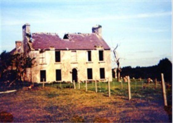 Ruin of Petersburg House | Trish Walsh / Padraig Canney