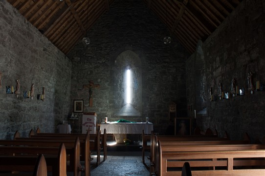 Kilcornan Church | Clarinbridge Heritage