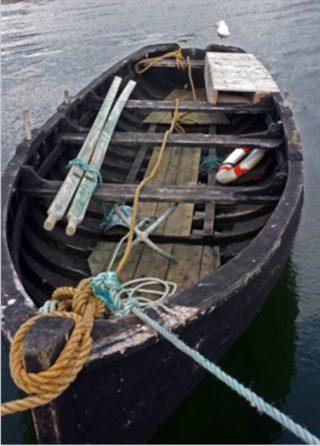 Oyster Fishing Boat | Clarinbridge Heritage