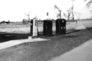 Petrol Pumps at Raftery's , Woodlawn | Lilian Higgins