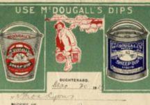 Shop Receipt 1913