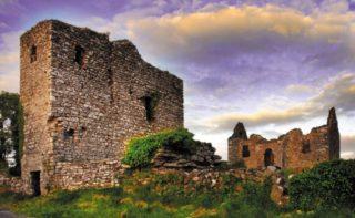 Annaghkeen Castle and House | Headford.org