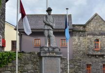 05. Joe Howley Statue