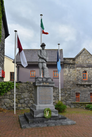 Joseph Howley Memorial | Oranmore Heritage