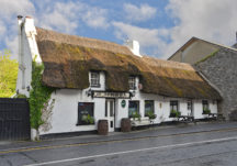10. Thatch Bar and Forge