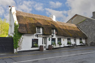 Thatch Bar and Forge | Oranmore Heritage