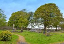 02. Medieval Graveyard