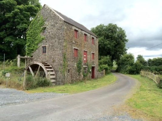 The Restored Corn Mill at Templetogher, Williamstown | Williamstown Heritage Society