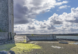 Castle Pier and Slipway | Oranmore Heritage