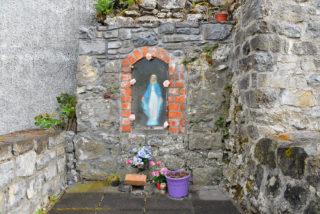 Marian Shrine | Oranmore Heritage