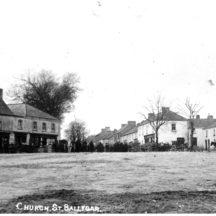 Ballygar Postcards