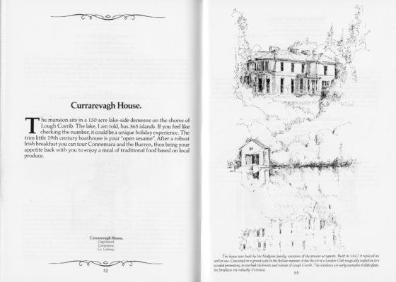 Currarevagh House