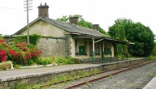 Ballyglunin Station today | Photo: Bernadette Connolly