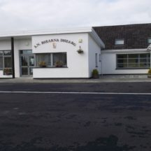 Barnaderg National School | Photo: Bernadette Connolly, Clogherboy (2015)