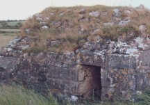 Sweat House and Holy Well in Creevaghbawn.