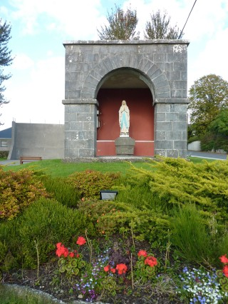 Grotto today in Barnaderg | B. Connolly