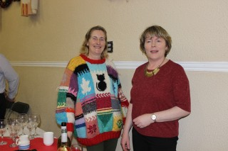 Dispensing the wine   Bernadette Connolly