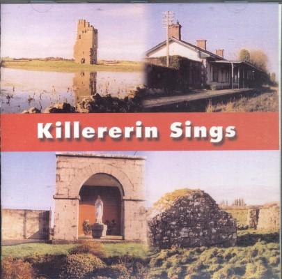 CD cover Killererin sings | Photo: Bernadette Forde, Togher