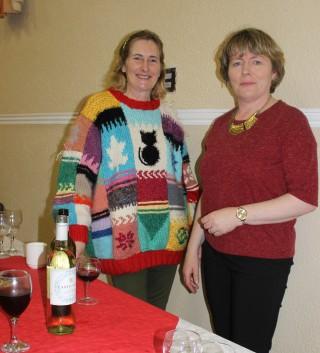 L-r: Deirdre Byrne and Eileen Nolan | Image: Bernadette Connolly