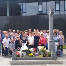 Heritage Society tour to Glasnevin Cemetery and Kilmainham Gaol | Photo: Eileen O'Connell