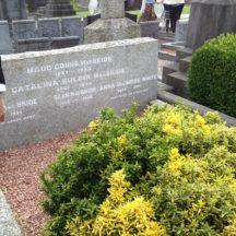 Gravestone of Maud Gonne | Photo: B. Forde