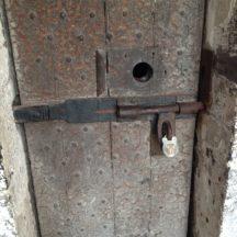 Cell door | Photo: B. Forde