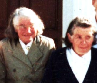 Food related extract from interview with Maisie and Bea Fahy, Dangan taken from Killererin - A Parish History