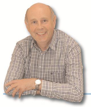 Tom Gilmore, journalist with Tuam Herald   Photo: Tom Gilmore