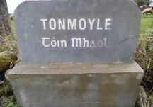 Tonemoyle Monuments